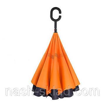 Оригинальный зонт Up-Brella, фото 2