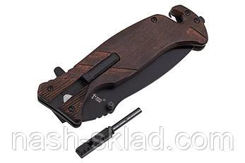 Нож-флиппер дизайн OLDSCHOOL, фото 2