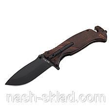 Нож-флиппер дизайн OLDSCHOOL, фото 3