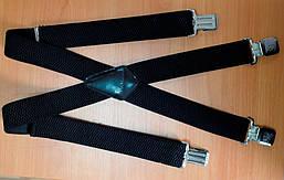 Подтяжки (помочи) черные