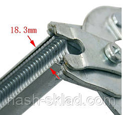 🖇 Скоба для клипсатора 6000 шт размер м (2,0), фото 3