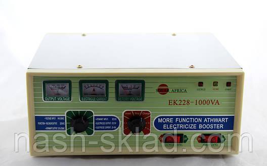 Пусковое зарядное устройство  для аккумулятора авто 12 В, фото 2