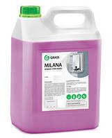GRASS Жидкое крем мыло Milana «Черника в йогурте» 5 кг
