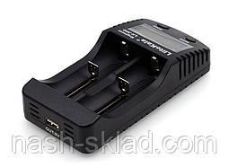Профессиональное зарядное устройство Liitokala Lii-300 + автоадаптер, фото 3