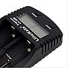 Профессиональное зарядное устройство Liitokala Lii-300 + автоадаптер, фото 4