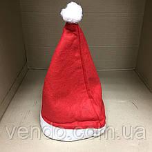 Колпак Санта Клауса флис