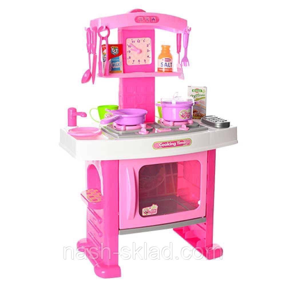 Детский игровой кухонный набор для маленького повара
