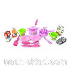 Детский игровой кухонный набор для маленького повара, фото 3