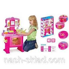 Детский игровой кухонный набор для маленького повара, фото 2