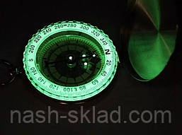 Рідинний Компас 45 мм, з кришкою, фото 3