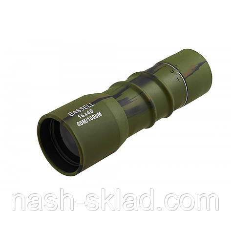 Монокуляр Bassell Green 16х40 - mono, фото 2