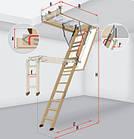 Сходи на горище Fakro LWS Smart Чердачная лестница Факро 60х120, фото 2