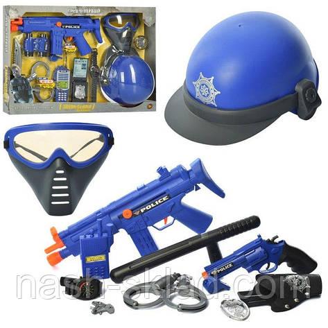 Игровой полицейский набор для детей, фото 2