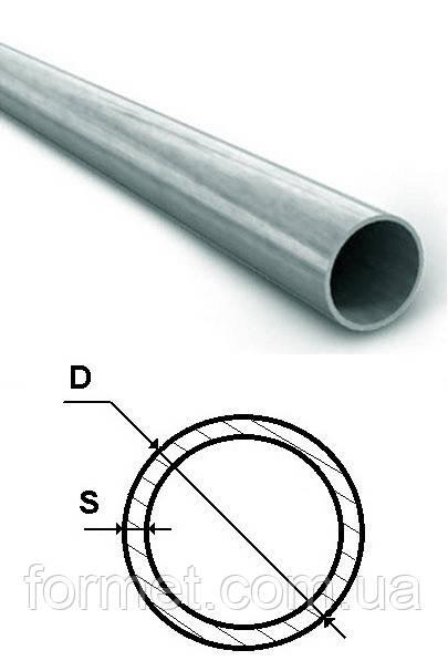 Труба оцинкованная ВГП Ду  15*2,8