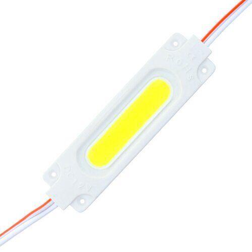 Світлодіодний модуль Biom 2W COB холодний білий