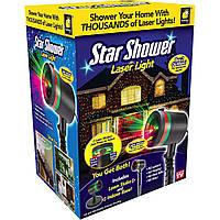 Лазерный проектор Star Shower Laser Light r-star