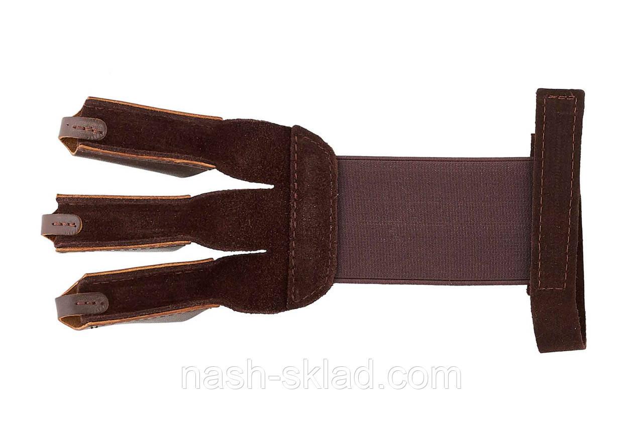 Кожаная перчатка лучника
