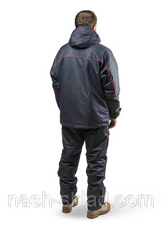 Демисезонный костюм WINDMAX SKADI удобный, функциональный, надежный, практичный костюм (красный), фото 2