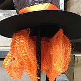 Шляпа цилиндр Безумного Шляпника с париком, фото 2