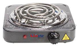 Электрическая настольная плита спиральная Livstar LSU-1158 1 кВт