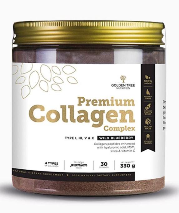 Premium Collagen Complex (Премиум Коллаген Комплекс) - крем для омоложения лица
