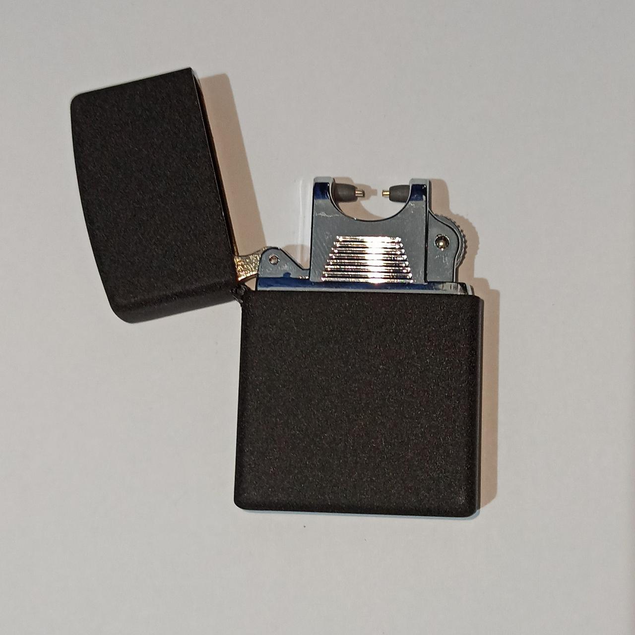 USB зажигалка ZGP4 Черный