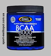 Gaspari Nutrition BCAA 6000 180 таб.