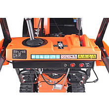 Снегоуборщик бензиновый SEQUOIA SST7067LCT-TRACK