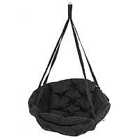 Кресло-гамак 100 кг 80 см Черное