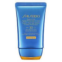 Солнцезащитный антивозрастной крем Shiseido Expert Sun Aging Protection Cream SPF30