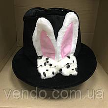 Шляпа цилиндр Кролика (Алиса в стране чудес)