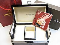 Коробка для годинників Patek Philippe Black. Replica: AAA, фото 1
