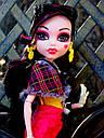 Дракулаура (Draculaura) Monster High із серії I love Shoes Монстр Хай Mattel, фото 4