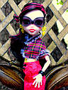 Дракулаура (Draculaura) Monster High із серії I love Shoes Монстр Хай Mattel, фото 5