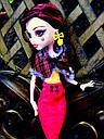 Дракулаура (Draculaura) Monster High із серії I love Shoes Монстр Хай Mattel, фото 6