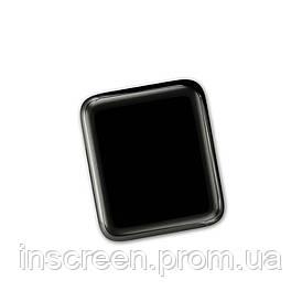 Экран (дисплей) Apple Watch 3 38mm LTE с тачскрином (сенсором) черный