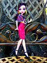 Дракулаура (Draculaura) Monster High із серії I love Shoes Монстр Хай Mattel, фото 8