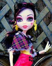 Кукла Monster High Дракулаура (Draculaura) Я люблю обувь Монстер Хай Школа монстров