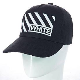 Бейсболка BKH19712 черный-белый