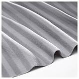 Плед, сірий, 120x160 см ІКЕА VITMOSSA ВІТМОССА, 903.048.89, фото 2