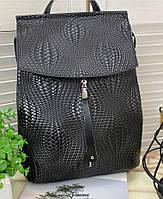Женский городской кожаный рюкзак Модные рюкзаки 2020