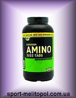 Optimum Nutrition Superior Amino 2222 New Formula 320 таб.