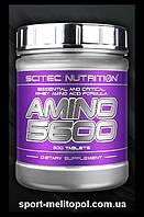Scitec Nutrition Amino 5600 200 таб.