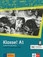 Учебник Klasse A1 Kursbuch ISBN 9783126071192