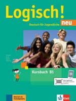 Учебник Logisch neu, B1 Kursbuch mit Audios zum Download ISBN 9783126052214