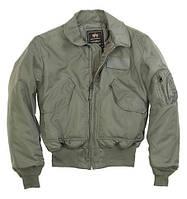 Куртка Alpha Industries McGuire flight jacket.