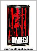 Universal Nutrition Animal Omega 30 пакетов - здоровье сердца, кожи, гибкость суставов