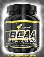 Olimp BCAA Mega 1100 мг 300 капс.