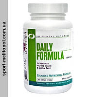 Universal Nutrition Daily Formula 100 таб.
