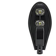 Світильник консольний з лінзою LED BJ 100W 220V 10000Lm 6500K IP65 TechnoSystems TNSy5000248